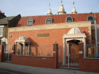 Shree K.S. Swaminarayan Temple East London