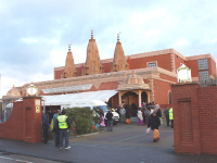 Shree K.S. Swaminarayan Temple Harrow